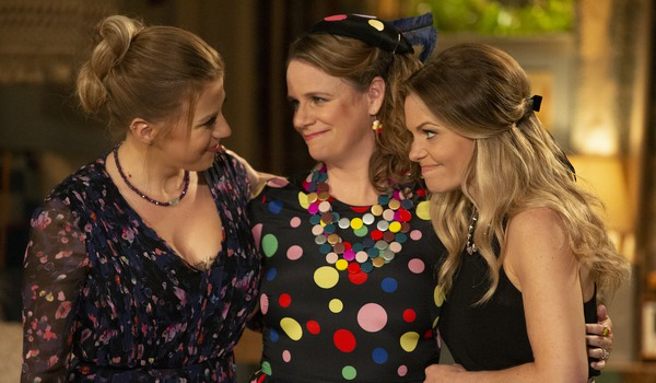 Fuller House Stephanie embarazada Kimmy D.J. temporada final