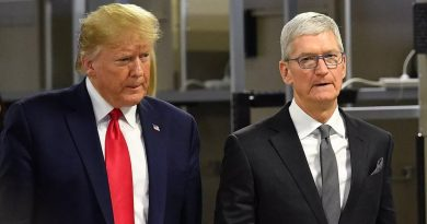 ¡Trump ataca a Apple! EE. UU. Quiere acceso a criminales iPhones