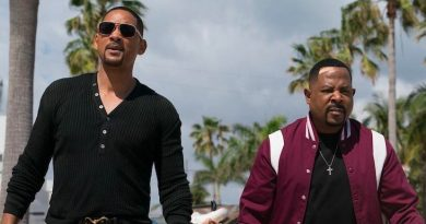 weekend box office bad boys for life