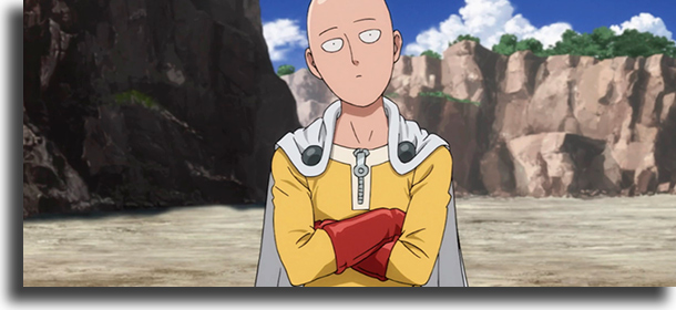 One-Punch Man temporada 2 mejor anime de 2019