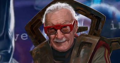 Stan Lee Cameo - Illustrated
