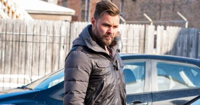 Chicago P.D., Ruzek ha & # 039; Always Loved Burgess, & # 039; ¿Pero qué hay de su embarazo?