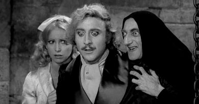 Young Frankenstein In Theaters