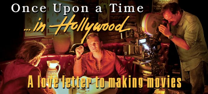 Making of Once Upon a Time en Hollywood