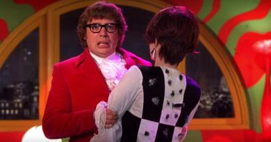 Austin Powers: The Spy Who Shagged Me - Movie Injuries