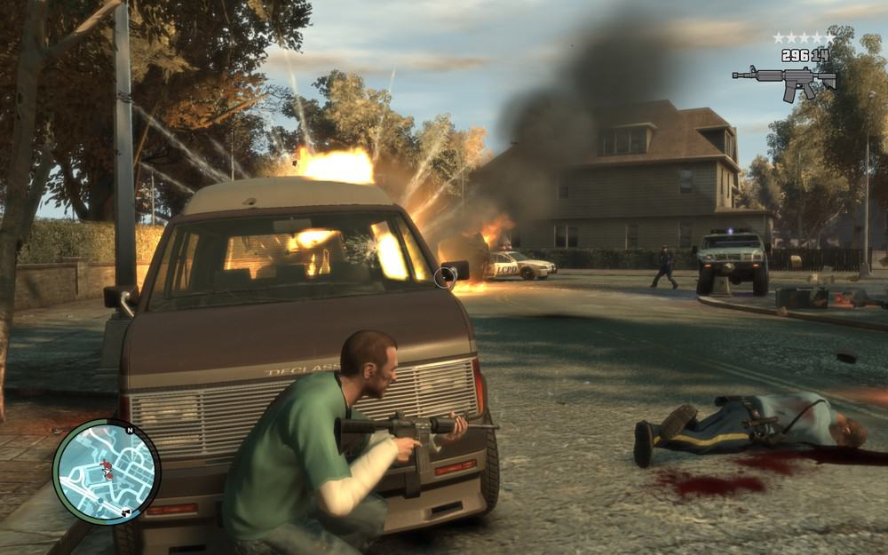 GTA IV en Steam