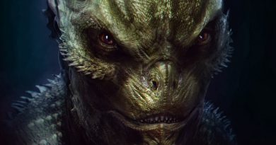 Amazing Spider-Man - Lizard Concept Art