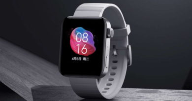 Mi Watch Xiaomi smartwatch Apple Watch