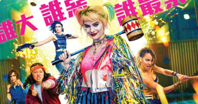 Birds of Prey International Poster