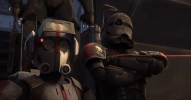 "Hablemos de THE CLONE WARS Temporada 7 Episodio 1 - ""The Bad Batch"""