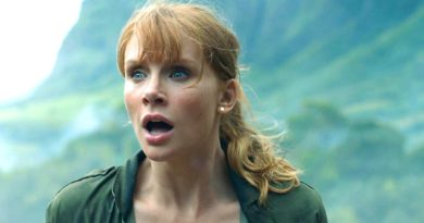 Jurassic World 3 le está dando a Bryce Dallas Howard & # 039; s Claire A Bangin & # 039; Nuevo look