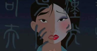 mulan reflection