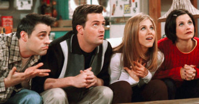 Friends Reunion Delayed