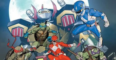 The Turtle Megazord para MIGHTY MORPHIN POWER RANGERS / ADOLESCENTES MUTANT NINJA TURTLES es demasiado impresionante