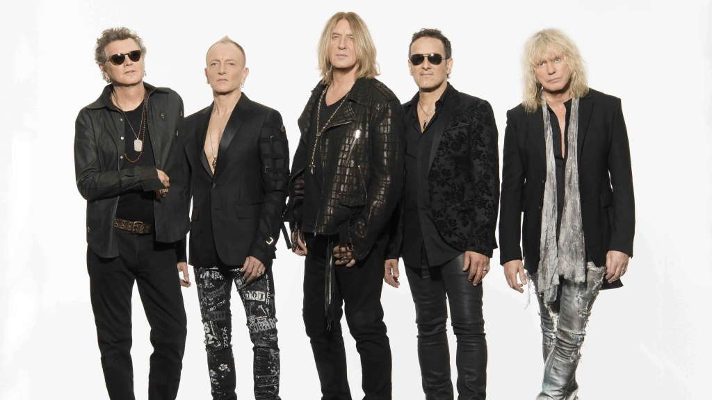 When Love And Hate Collide Def Leppard classic classic Music pplware