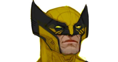 Unused Wolverine Concept Art