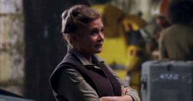 Carrie Fisher se presentó a Star Wars Co-Star de la manera más carrie Fisher