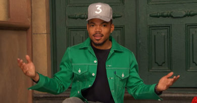 Sesame Street Movie Adds Chance the Rapper