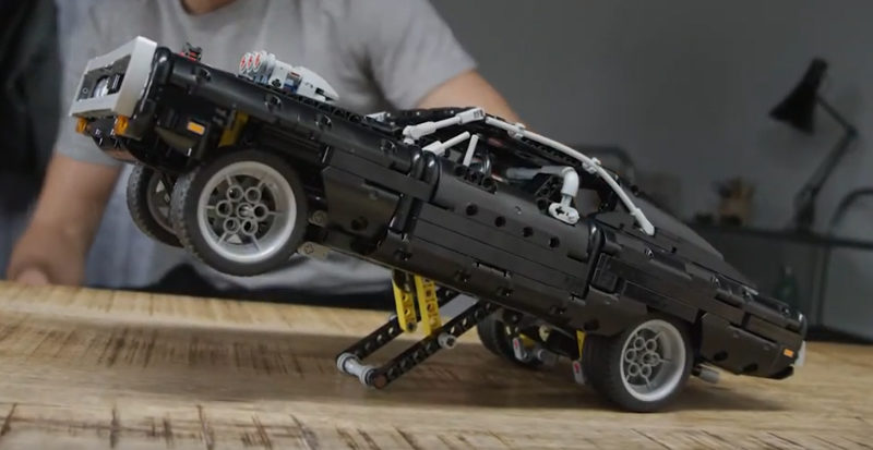 Fast and Furious LEGO Set