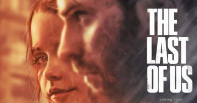 El póster de The Last of Us de BossLogic imagina a Chris Evans y Mckenna Grace como Joel y Ellie