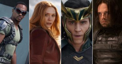 Marvel + Disney + muestra la producción de alto: Loki, WandaVision y The Falcon and the Winter Soldier