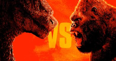 Godzilla vs. Kong monster