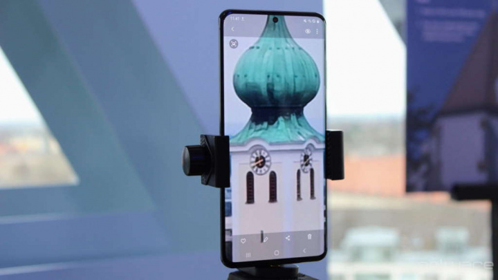 ¿Ya conoces el Samsung Galaxy S20 Ultra 5G 5G con super zoom?