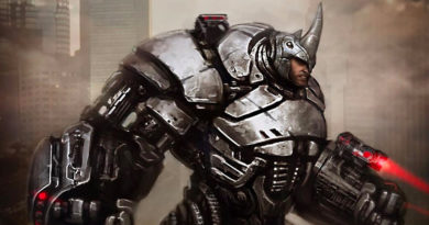 Amazing Spider-Man 2 Concept Art - Rhino