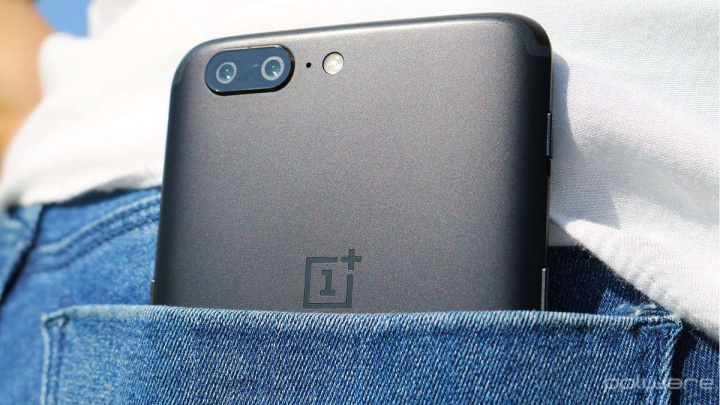 Smartphones OnePlus Android 10 OxygenOS 5T