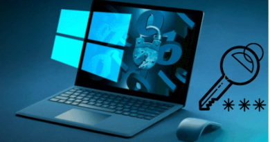 Windows 10 passwords segurança utilizadores Microsoft