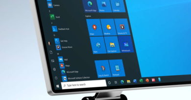 Windows 10 Menu Iniciar Microsoft vídeo mudança