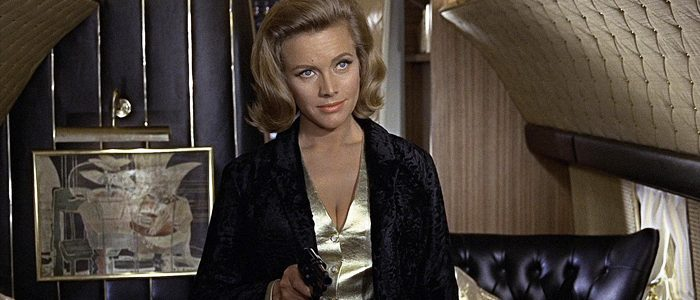 Honor Blackman muerto