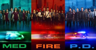 NBC's One Chicago: Fire Ranking, P.D. y Med & # 039; s Season Finales