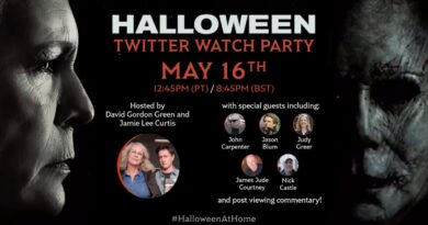 Únase a John Carpenter, Jamie Lee Curtis y más para Halloween 2018 Twitter Watch Party Today