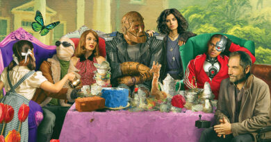Doom Patrol Season 2 Poster