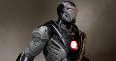 Iron Man 3 Concept Art - War Machine
