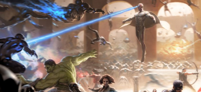 Avengers: Age of Ultron Concept Art