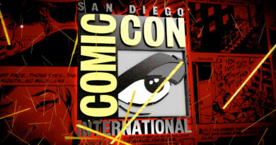 San Diego Comic-Con 2017 Schedule