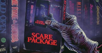 Shudder adquirió el Horror / Comedy Anthology Film SCARE PACKAGE; ¡Ver el trailer!