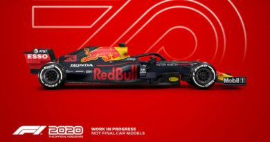 Multiplayer split-screen regressa em F1 2020