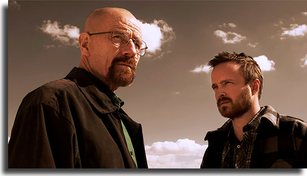 Breaking Bad mejor serie dramática
