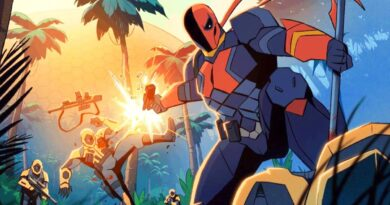 Deathstroke: Knights & Dragons the Movie Trailer Brings R-Rated DC Animated Action