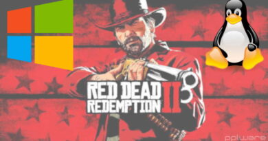 Linux Windows gaming jogos Red Dead Redemption 2