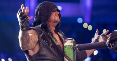 The Undertaker Announces His Retirement from WWE During the Last Ride Finale