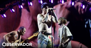 Red Hot Chili Peppers, Angel Olsen y Moses Sumney en NOS Alive 2021