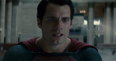 man of steel alternate ending
