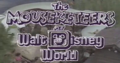 The Mousketeers at Walt Disney World