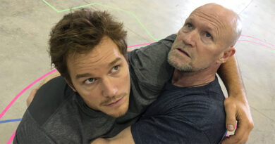 Guardians of the Galaxy Vol. 2 Rehearsal