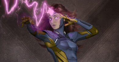 X-Men Apocalypse - Concept Art - Jean Grey