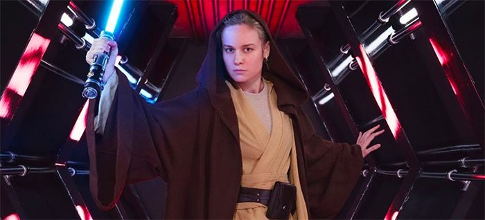 Brie Larson audicionó para Star Wars, Terminator y The Hunger Games